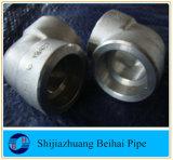 En acier inoxydable coude 304/304L SW 90