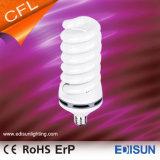 높은 와트수 에너지 절약 빛 T5 65W 85W 105W E27 가득 차있는 나선 CFL 램프