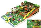 Niños de atracciones Comercial Zona de juegos cubierta metálica para niños