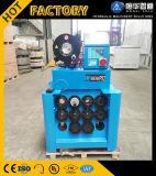 Gute hydraulische Bördelmaschine des Wert-Hhp52 für den Luft-Schlauch hergestellt in China