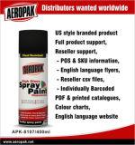 Vernice di spruzzo termoresistente dell'aerosol di alta qualità di Aeropak 400ml
