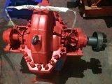 수평한 단단 쪼개지는 케이싱 화재 싸움 디젤 펌프