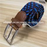 Correa una sola capa de moda cinturón trenzado