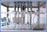 6개의 헤드 충전물을%s 가진 자동적인 식용 기름 또는 평지의 씨 기름 충전물 기계