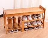 Tamborete de madeira contínuo da sala de visitas (M-X2164)
