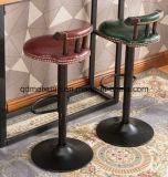 Цельная древесина популярный бар Бар стул табурет (M-X3126)