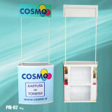 Nouveau design ABS Promotion marché Table Stand Display 2013