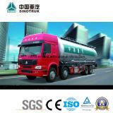 10t-50t의 최신 판매 Sinotruk HOWO 유조선 Fule 유조 트럭