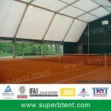 Tente de polygone pour la pièce de formation de course de chevaux