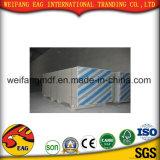 Tarjeta de yeso de papel con la cara/la parte posterior del papel de aluminio (7m m, 7.5m m, 8m m, 8.5m m, 9m m, 12m m, 15m m) de la película del PVC