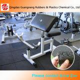 体育館の床タイルはまたは体操のゴムタイルをリサイクルする