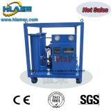 ZYF de vacío multietapa del filtro de aceite Equipo de Filtración