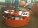NPK Fertilizerの肥料Paddle Blending Machine