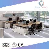 Stazione di lavoro di legno dell'ufficio della Tabella della mobilia moderna
