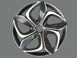 Оправа 5097-1880 новой конструкции колеса сплава алюминиевая