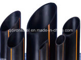 1.6MPa SDR11 HDPE100 Pipe para Water Supply