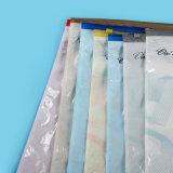 LDPE gedruckte mit Reißverschluss Plastiktaschen für Kleider (FLZ-9221)