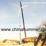 Utility를 위한 20kw Horizontal Axis Wind Turbine Generator