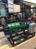 200마리의 양 두엄 압출기 기계 가금은 똥거름 탈수 기계를 으른다