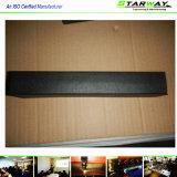 Schwarzes Puder-überzogene Metallkasten-Blech-Herstellung