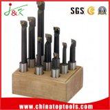 Barres d'alésage inclinées par carbure en bois du stand 9PCS/Set de la qualité 3/8 ''