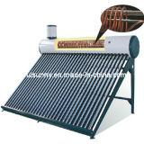 熱交換器が付いている加圧太陽給湯装置