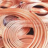 空気Conditioiningによって接続される銅管