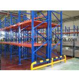 Justierbares Lager-Stahlladeplatten-Racking