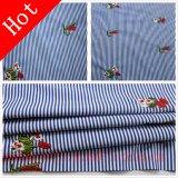 Broder les fils des tissus teints pour les enfants vêtement jupe de chemise
