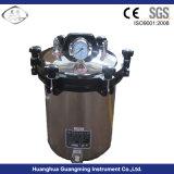 Stérilisateur portatif 18/24L de vapeur de pression d'Automatique-Contrôle