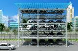 torretta del sistema di parcheggio di puzzle 5-Layer