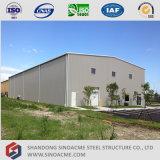 Estructura de Acero Construcción Sinoacme taller de fabricación
