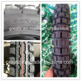 새로운 큰 이 Motocross 타이어 및 관 (4.60-17)