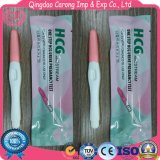 HCG de Alta Precisão rápida o Kit de Teste de canetas Midstream/Cassete