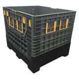 Пластичные складные коробки паллета 1200X1000X1000mm