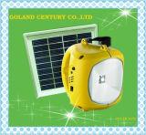 L'énergie solaire renouvelable portable DC Accueil Système de générateur de puissance d'éclairage