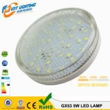 Gx53 LED 3W5w6w7w8w Gx53 LED Lighting Pure Aluminum 120 Degree