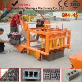 디젤 엔진 Engine Block 및 Brick Making Machine (QMY4-45)