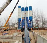 Hzs120 Concrete Batching Plant for Building Construction