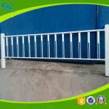 Barriera di sicurezza dell'acciaio inossidabile del PVC