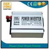 Mini inverseur solaire de l'inverseur 300W de pouvoir pour l'usage de boîtier de véhicule