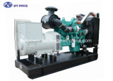 генератор энергии 200kw для электропитания, молчком производя комплекта