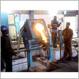 Forno di fusione per la fornace di fusione d'ottone d'acciaio di rame della holding del bronzo di alluminio