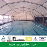 De Tent van de veelhoek voor de Dekking van het Zwembad met Enorme Binnenlandse Ruimte