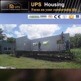 Casa modular fácil de la estructura de acero del tiempo de servicio que ensambla largo
