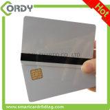 Versão nova J2A040 com 2 o cartão de microplaqueta da tira magnética 40k EEPROM java da trilha
