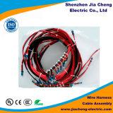 Montagem de fonte de alimentação do cabo de arnês para cabos OEM personalizados