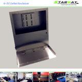 Изготовленный на заказ нержавеющая часть изготовления металлического листа Steel-304