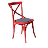 Chaise longue en bois en bois