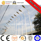 Simple / High Light Pole Double Arm Lamp Pole Light Street Poster